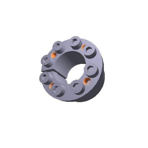 D/&D PowerDrive A12219 Atlas Tool Replacement Belt Rubber