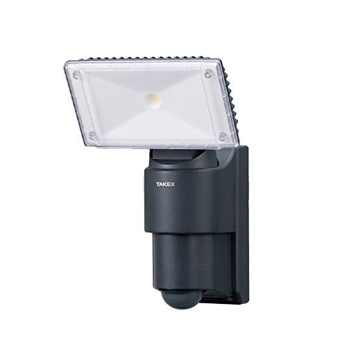 LED防犯ライト LCL-31 1000ml ハロゲン球150W相当 20%~調光機能付きで防犯灯/威嚇ライトがこの一台で行える省エネセンサーライト TAKEX 竹中エンジニアリング B015CF2RBC 20080