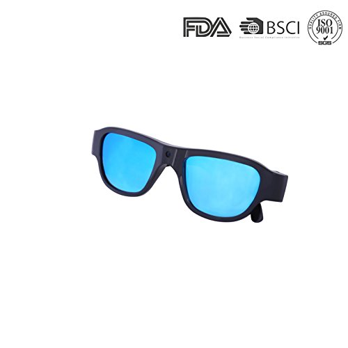OHO 16GB 1080 HD Fashionable Video Sunglasses and Camera - Recorder Sunglasses