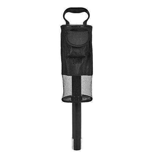 Alomejor Golf Ball Pick Up Shag Bag Portable Pocket Golf Retriever Storage Bag Large Capacity Golf Ball Picker