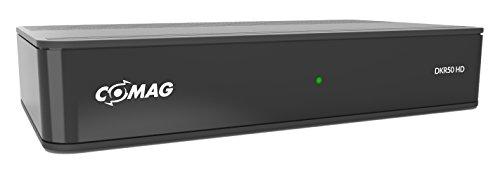 Comag DKR50 digitaler HD Kabel-Receiver (PVR Ready, HDTV, DVB-C, Time Shift-Funktion, HD Media Player, HDMI, SCART, USB 2.0) schwarz