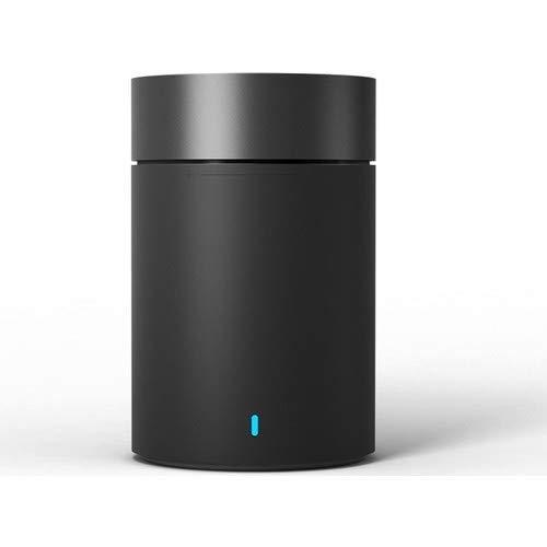 Xiaomi Tragbare Drahtlose Bluetooth 4.1 Lautsprecher Speaker, 2. Generation, Schwarz/Black
