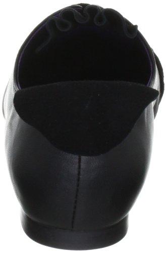 Lise Lindvig NINETTE 12118295 - Zuecos de cuero para mujer Negro