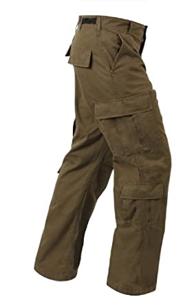 Amazon.com: Vintage Paratrooper Cargo Pants, Russet: Sports & Outdoors