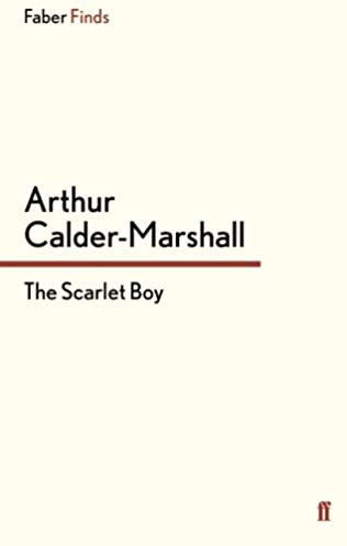 book cover of The Scarlet Boy