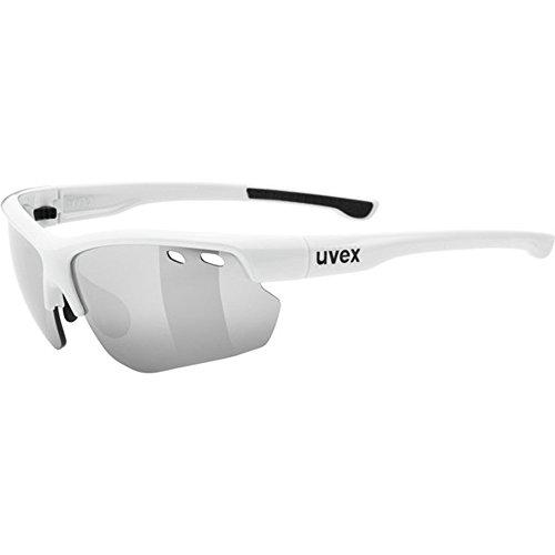 Uvex Sportstyle 115 Lunettes de Soleil Mixte Blanc