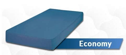 Economy Bedwetting Waterproof Incontinence Mattress - Twin (36x76x6)