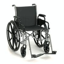 (Breezy Easy Care 3000 Lightweight Wheelchair by Quickie)