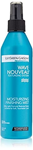 SoftSheen-Carson Wave Nouveau Coiffure Moisturizing Finishing Mist, 8.5 fl oz (Wave Conditioner)
