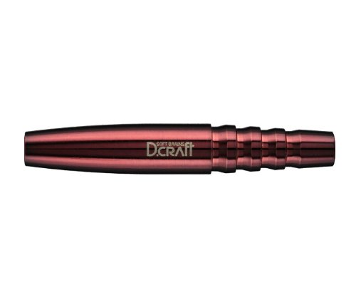 D.craft/ディークラフト ダーツ バレル 赤鬣犬 Red Hyaena