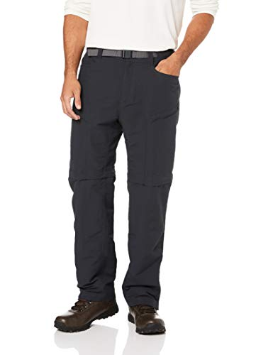 The North Face Men's Paramount Trail Convertible Pants - Asphalt Grey - Medium-Regular