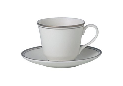 (Royal Doulton Oxford Platinum Tea Cup)