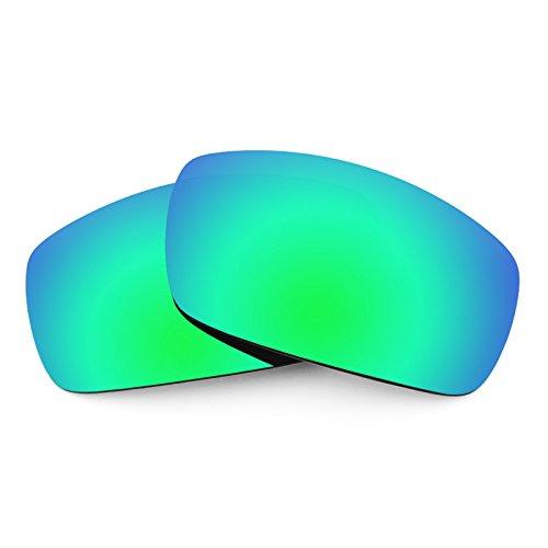 Polarizados Revant DC Esmeralda Electric para XL Mirrorshield de — Opciones EC repuesto Lentes Verde múltiples F4FqWgxwRS