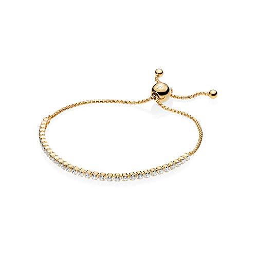 Pandora Shine Sparkling Strand Bracelet 23cm 560524CZ1 (8 Inch Pandora Charm Bracelet)