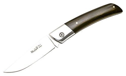 Muela NPV-8GR Blade Folding Knife with PVC Sheath, 3-3/4