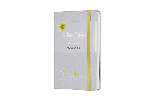 (Moleskine Limited Edition Petit Prince 18 Month 2019-2020 Weekly Planner, Hard Cover, Pocket (3.5