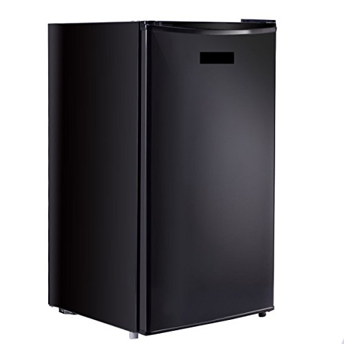 [Eight24hours Stainless Steel Refrigerator Small Freezer Cooler Fridge Compact 3.2 cu ft. Unit] (Animals That Start With The Letter T)