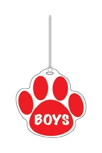 Red Paw Boys Pass by Ashley Productions