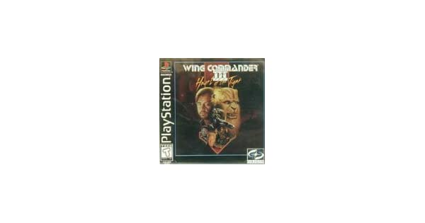 Amazon Com Wing Commander Iii Heart Of The Tiger Video Games