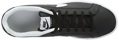 White Royale Nike Black Hombre para Zapatillas Negro Court 010 5Oq40