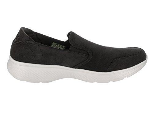 Precio barato de Amazon Ir A Pie Skechers Hombres 4 Entregar Caminar Zapato Gris Negro Colecciones baratas en línea Venta de venta grande De alta calidad barato ilGK5MQyNz