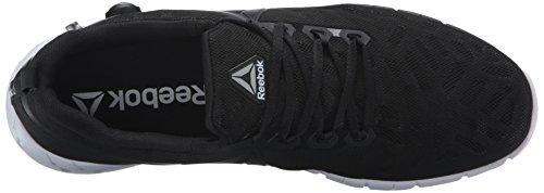 discount sneakernews Reebok Men's Zpump Fusion 2.5 Running Shoe Black/Coal/White/Silver Metallic clearance 2014 buy cheap huge surprise affordable sale online 2015 new kBURt73SDR