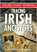 Book Collins Pocket Reference - Tracing Irish Ancestors