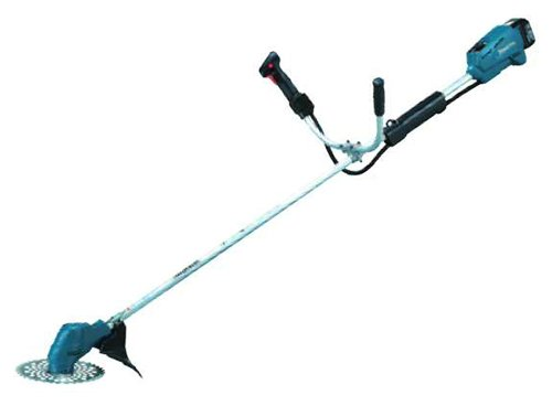 マキタ(makita) 充電式草刈機 Uハンドル 14.4V バッテリ・充電器付 MUR142UDRF