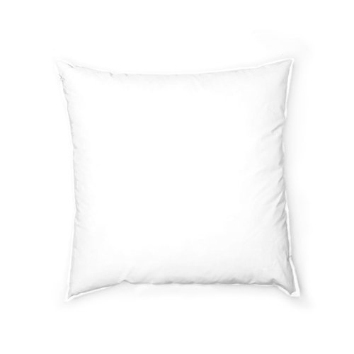 Famous Maker x 16in Feather/Down Pillow Form White