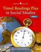 Timed Readings Plus in Social Studies: Book 6
