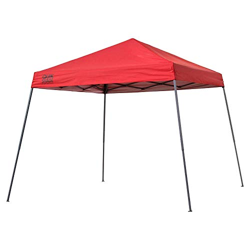 - Quik Shade Expedition Instant Canopy, Red