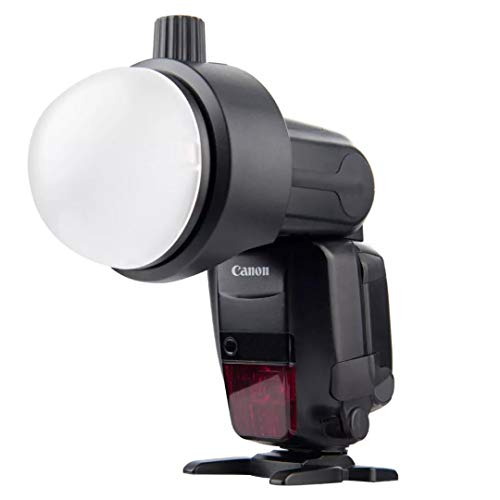 Godox S-R1 and AK-R1 Flash Speedlight Adapter Barn Door, Snoot, Color Filter, Reflector, Honeycomb, Diffuser Ball Kits by Godox (Image #7)
