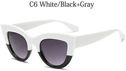 TYJYY Gafas de Sol Retro Cat Eye Sunglasses Mujeres Diseñador ...
