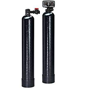PremierSoft Salt Free Water Conditioner |15 GPM | + Whole House Carbon Backwash Filter System