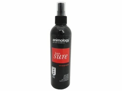 (4 Pack) Animology - Knot Sure Detangle Spray 250ml