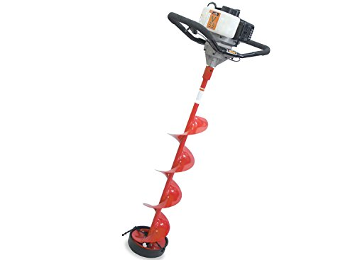ThunderBay 33cc 8' Power Ice Auger