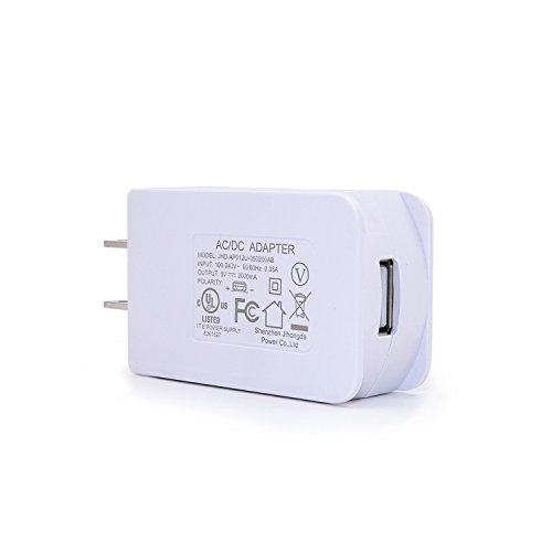 Huion USB Wall Travel Charger Power Adapter for Huion L4S LB4 LB3 Light Box (USB-Charger)