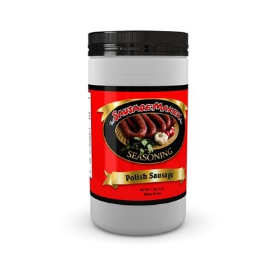(Polish Sausage Seasoning - Makes 50 lbs)
