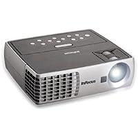 InFocus IN1102 Ultra Mobile Widescreen DLP Projector, 2.75 lbs, WXGA, 2200 Lumens