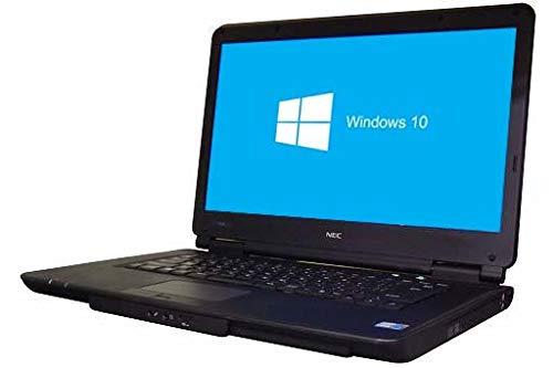 中古 NEC ノートパソコン VersaPro VX-C Windows10 64bit搭載 HDMI端子搭載 Core i5搭載 メモリー4GB搭載 HDD320GB搭載 DVD-ROM搭載   B07RZY99YL