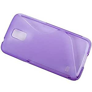 NEW S-Shaped TPU Model Case for Samsung Galaxy S5 I9600 (Assorted Colors) , Gray