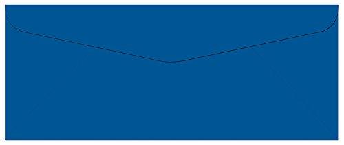 100 Cobalt Blue #10 Envelopes - 9.5