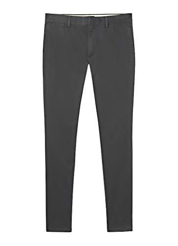 BANANA REPUBLIC Men's Fulton Skinny Fit Stretch Chinos (32x30, Charcoal) from Banana Republic