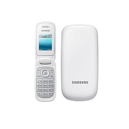 T�l�phone GSM SAMSUNG E1270 BLANC