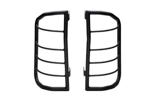 Body Armor 4×4 TN-7136 Black – Steel Large Tail Light Guard for 2004-2006 Toyota Tundra (Pair)