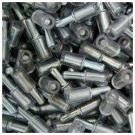 WIDGETCO 3mm Glass Shelf Pins w/Vinyl ()