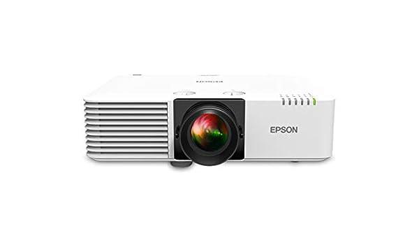 Epson PowerLite L610W Video - Proyector (6000 lúmenes ANSI, WXGA ...