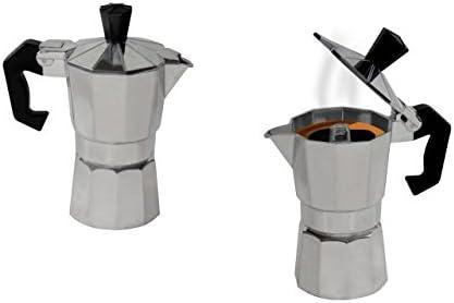 Lote de 10 Cafeteras de Metal 1/2 Taza. Detalles Bodas y Eventos.: Amazon.es: Hogar