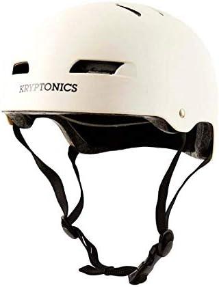 Kryptonics Step Up Helmet 2016/White