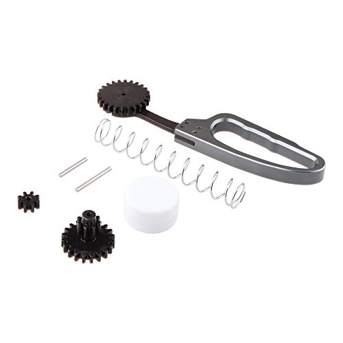 WORKER Mod Upgrade Gear Wheel Pull Rod Kits Metal for Nerf Zombie Strike Sling Fire Toy